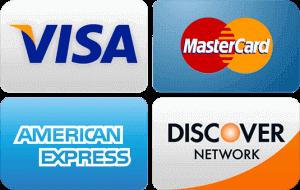 Métodos de pagos aceptados para un cerrajero