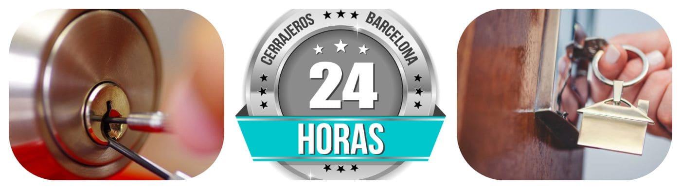 cerrajeros profesionales Sant Feliu de Llobregat 24 horas